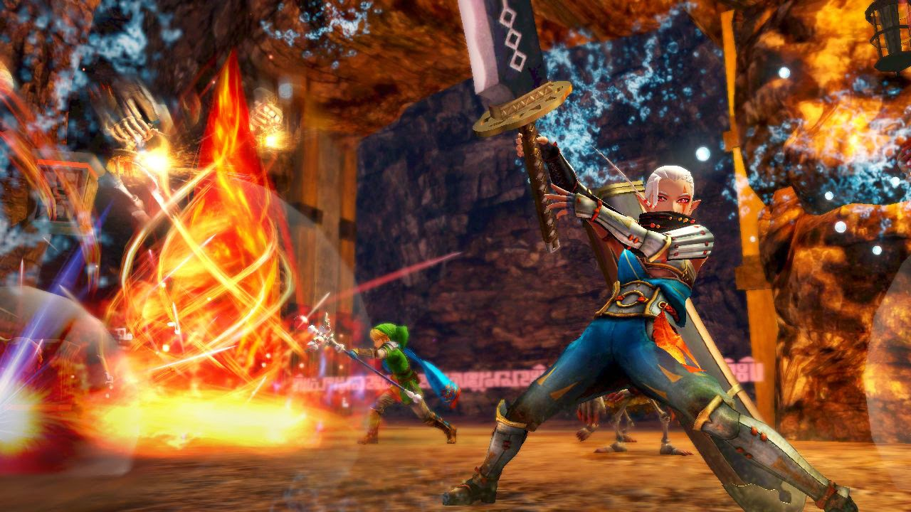 How to defeat gohma in hyrule warriors - Two Warriors Are Better Than One That Is The Saying Right