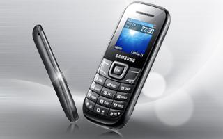Spesifikasi Harga Samsung Keystone 2 E1205 Satu 7