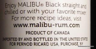 Malibu Made in Canada