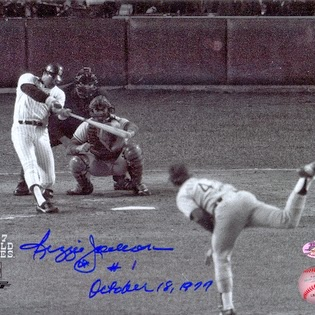 Reggie Jackson 1977 World Series Game 6