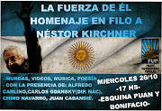 Homenaje a Néstor en Filo (UBA). Homenaje a Néstor Kirchner en Filo! homenajeanestor