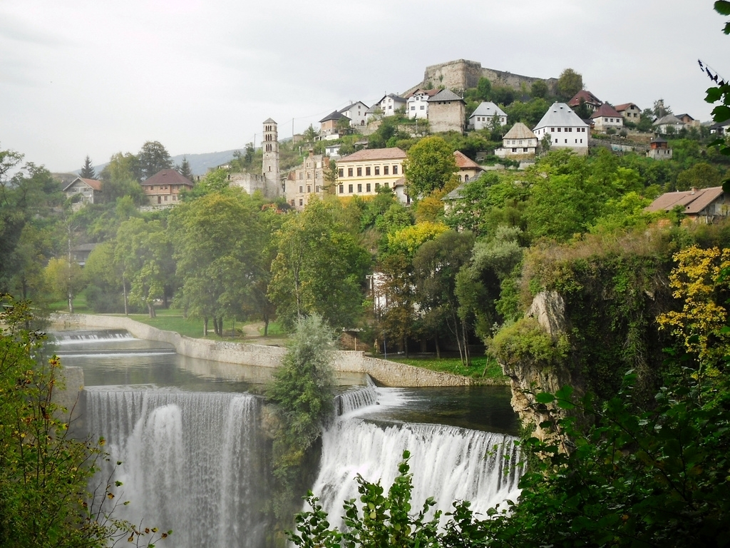 Beautiful Eastern Europe Jajce Bosnia