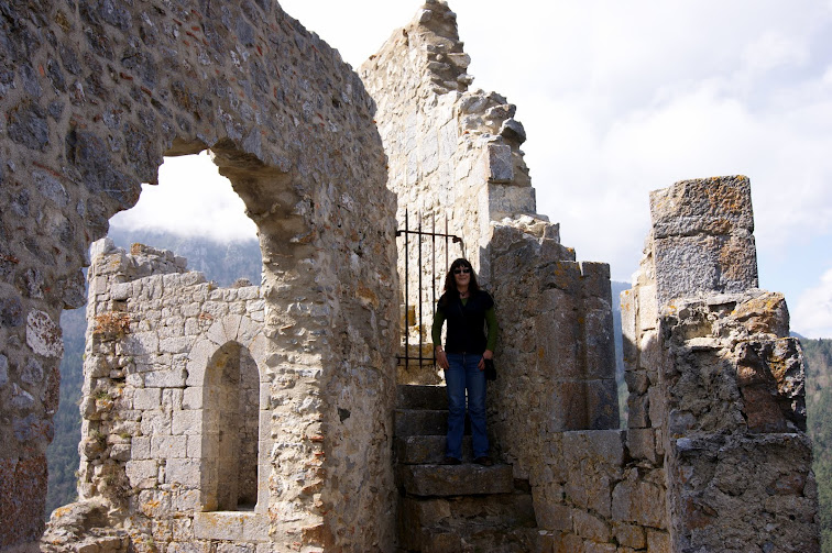 Castillo de Puilaurens  (País Cátaro)