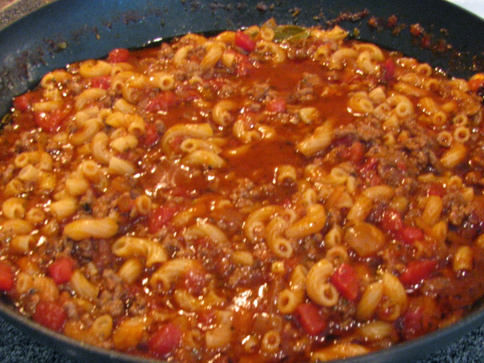 Pasta And Beef Goulash Recipes — Dishmaps