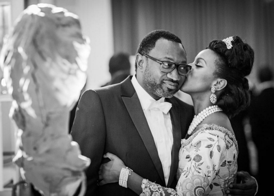 DJ Cuppy Wishes Her Billionaire Father A Happy Birthday With A Loving Photo