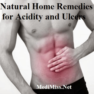 Natural Home Remedies for Acidity and Ulcers