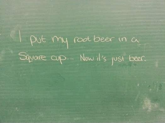 Root Beer Humor