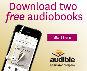 Pack an Audiobook (Or Two)!