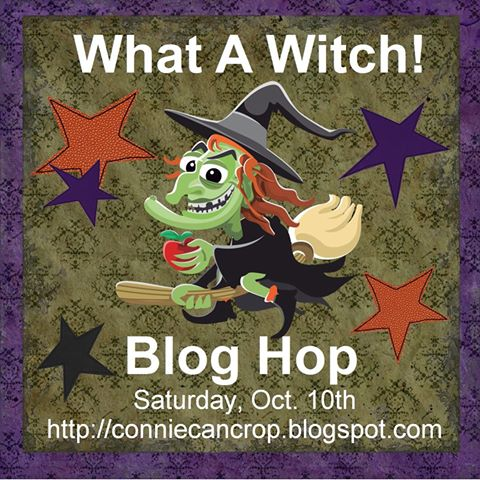 What A Witch Blog Hop - Oct 10th
