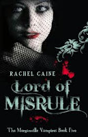 Book cover of Lord of Misrule by Rachel Caine