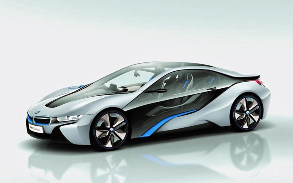 gallery for bmw i8 white wallpaper