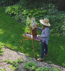 My Studio = My Field Easel