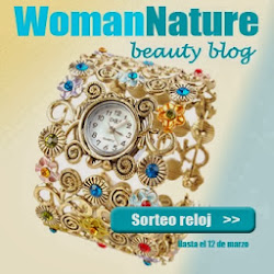 "Sorteo en el blog ""Woman Nature"""