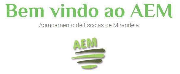 Site do AEMirandela