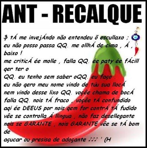 Orkutfacebook Ant Recalque 2