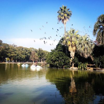 Parque de la Independência Rosário Argentina