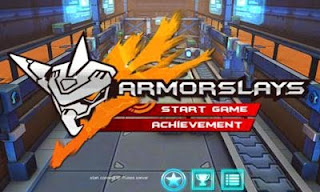 Screenshots of the Armorslays for Android tablet, phone.