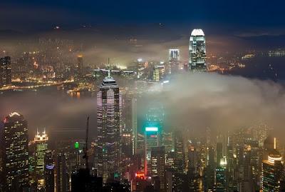 Ciudades conquistadas por la niebla - Hong Kong