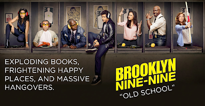 Brooklyn Nine-Nine - Episode 1.08 - Old School - Review