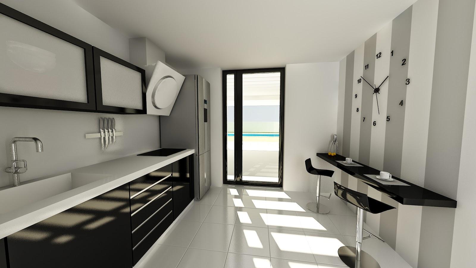 Diseño Cocinas Y Baños - Casa diseño