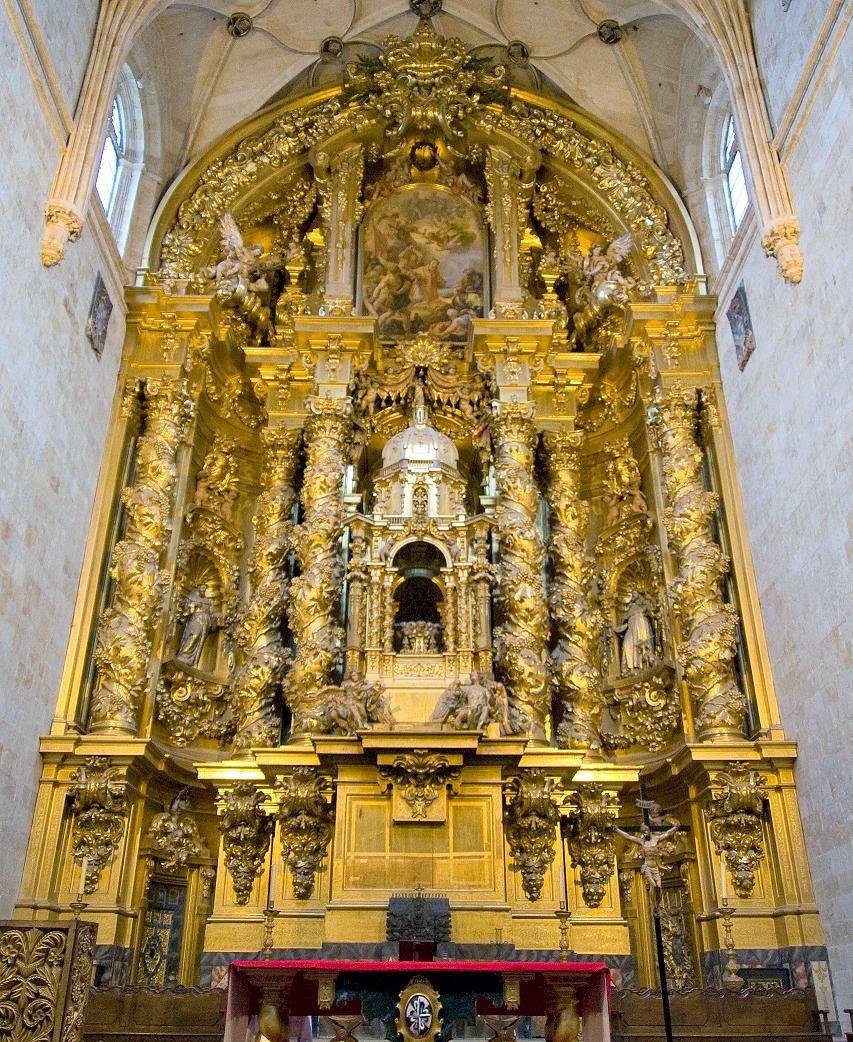 Algargos Arte E Historia Jose Benito De Churriguera