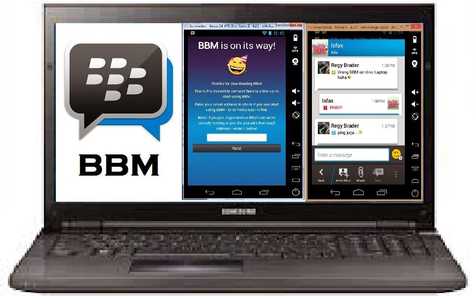 tersendiri membuat Blackberry Messenger atau disingkat BBM ini