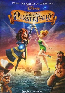 ver Campanita / Campanilla, hadas y piratas / Tinker Bell and the Pirate Fairy (2014)