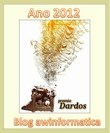 Prêmio Dardos 2012