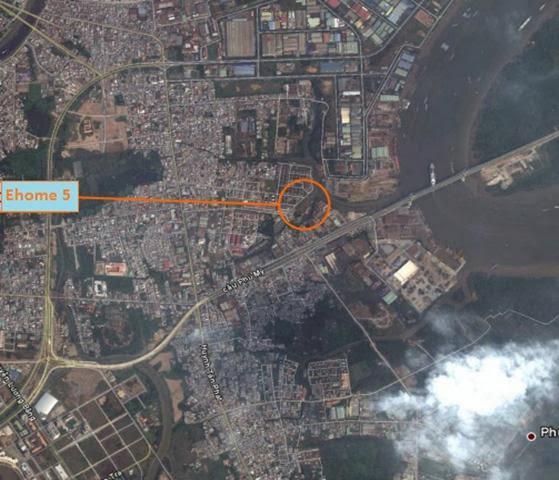 Ehome Nam Sai Gon, căn hộ Ehome 5, căn hộ Ehome 5 quận 7