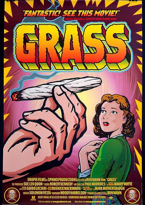 GRASS The history of Marijuana