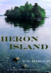 HERON ISLAND by R.A. HAROLD
