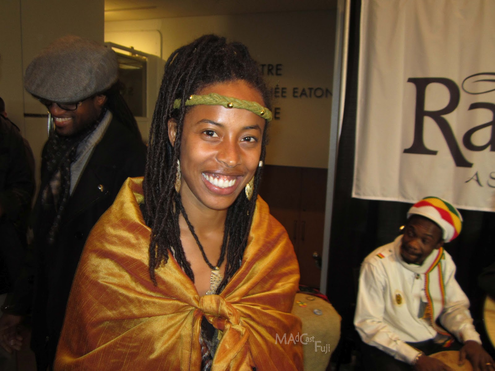 """... is the granddaughter of Rita and Bob Marley) as she travels to eight countries """"to explore the roots and evolution of the Rastafarian movement and the ..."""