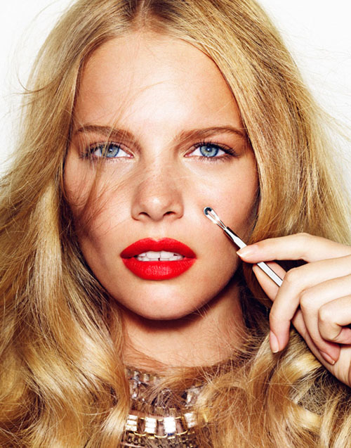 Dutch Model Marloes Horst