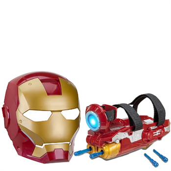 the avengers iron man tri-power repulsor