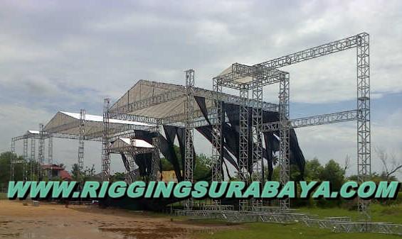 Jual Rigging Stage Setara alumunium berkualitas