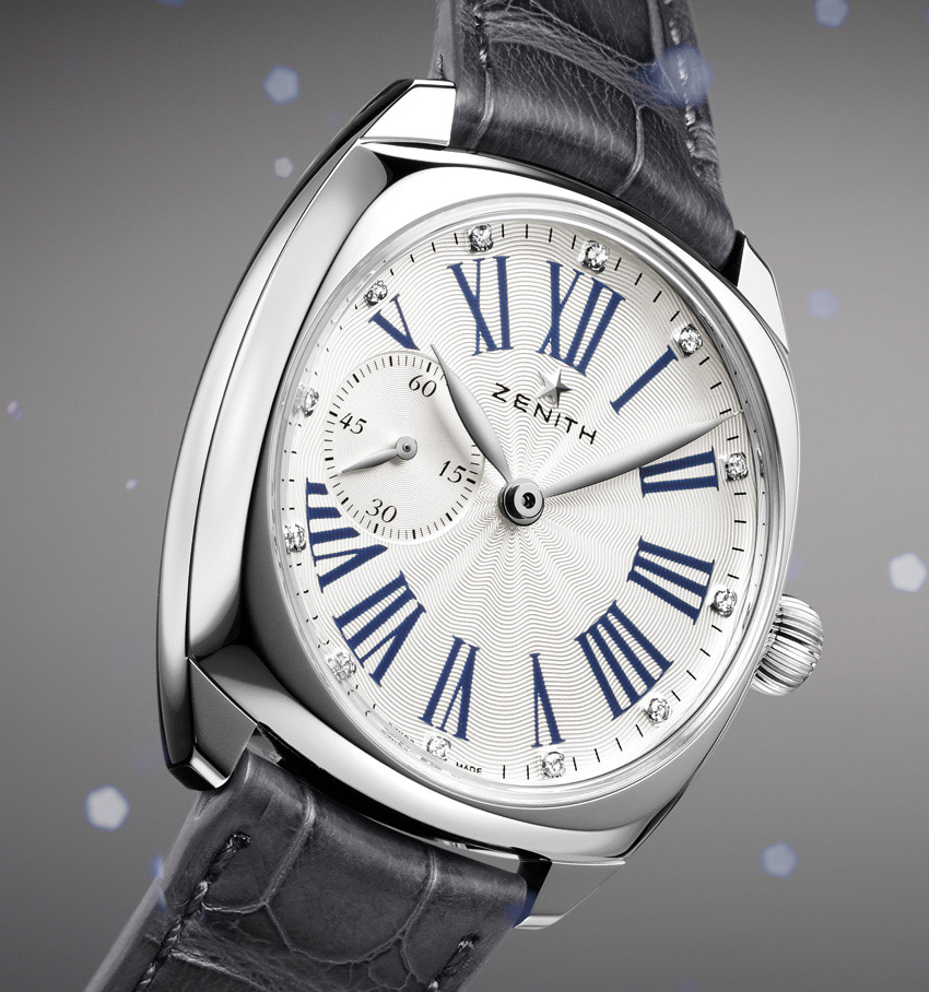 Zenith Heritage Star 33 Mm Time And Watches