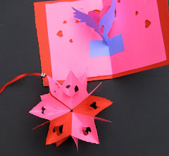 Valentine Pop-Up Projects
