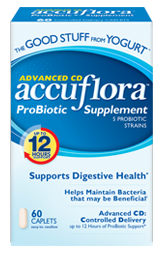 accuflora probiotic supplements