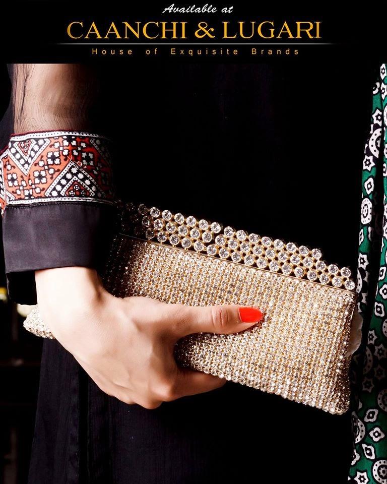 stylish bridal clutches
