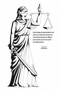A PAZ VEM DA JUSTIÇA...