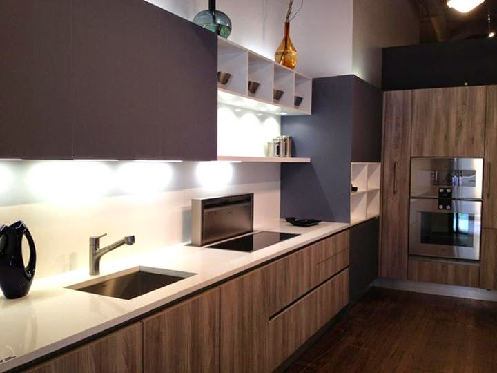 New CESAR kitchen display completed - MCK+B