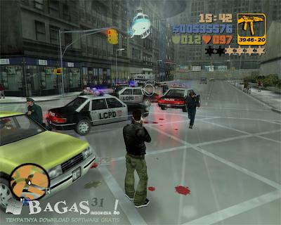 Grand Theft Auto (GTA) III Portable 2