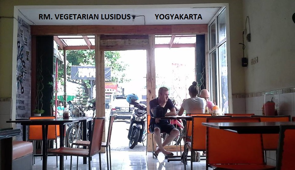 Vegetarian Lusidus Yogyakarta