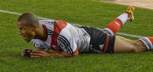 Carlos Sánchez, Sánchez, Sanchez, River, River Plate, gol, Defensa y Justicia, Torneo Transición,