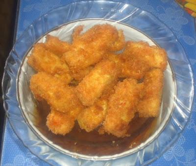 Resep Nugget Ayam Sayuran Enak Nikmat