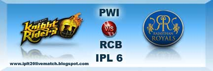 IPL 6 Live Streaming Video IPL 6 Highlight Video Match