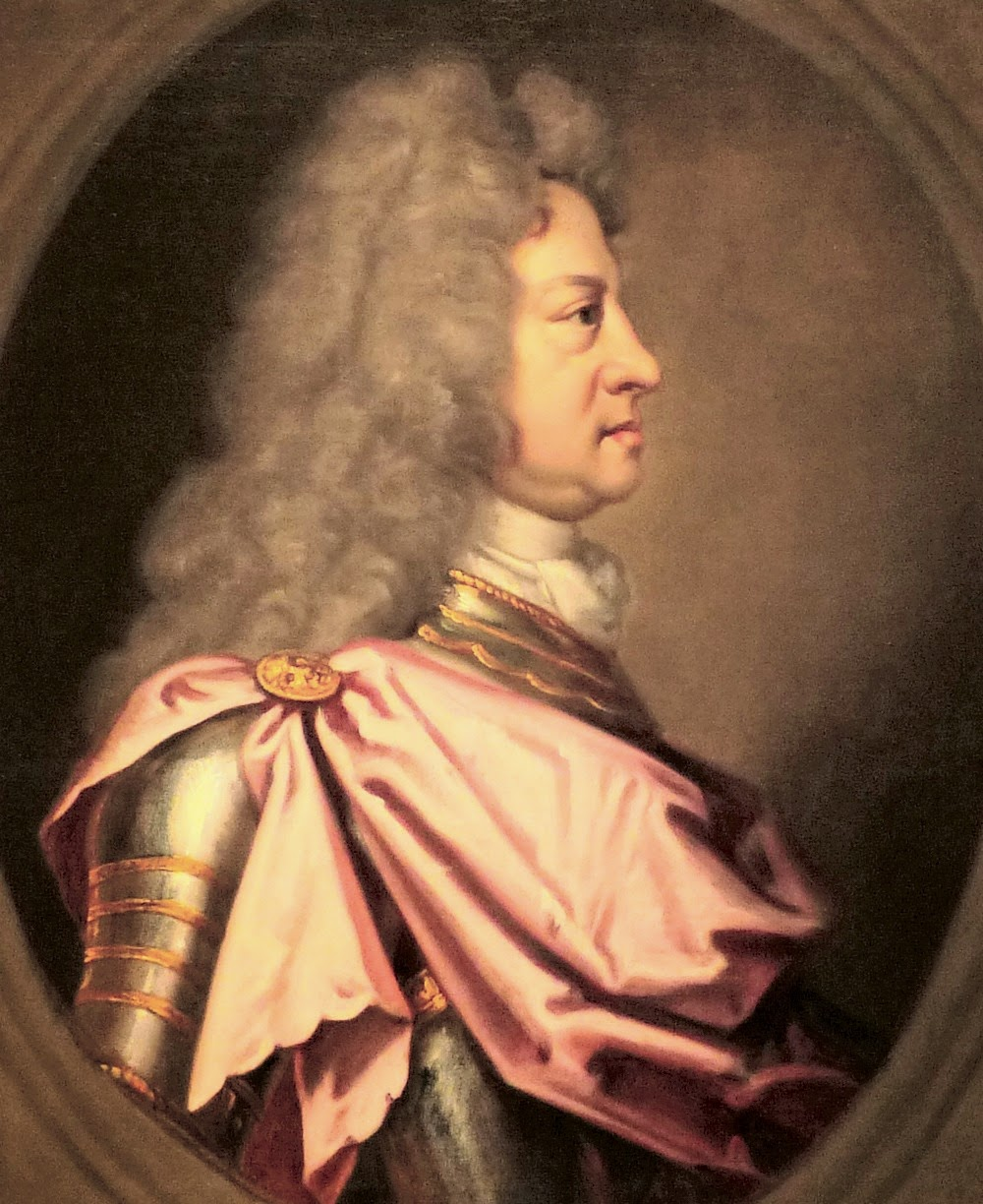 George I by Sir Godfrey Kneller c1715