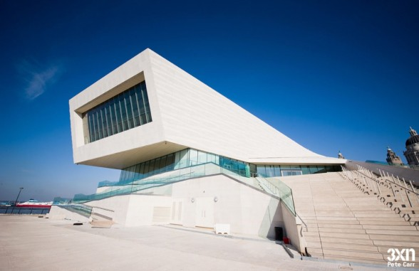 Museum of Liverpool by 3XN architects