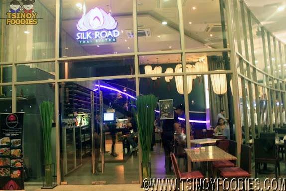 silk road thai bistro