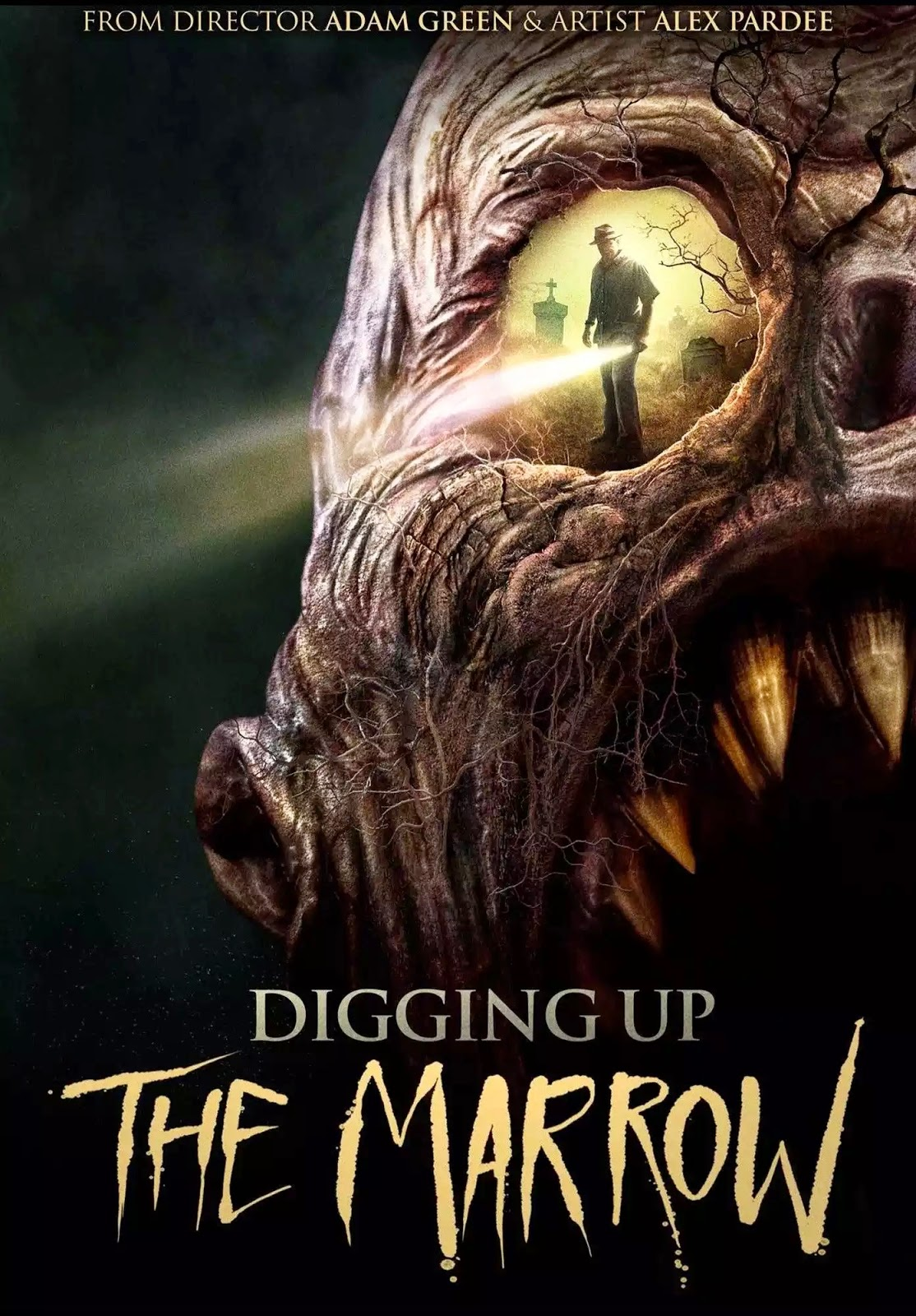 Digging Up the Marrow – Legendado